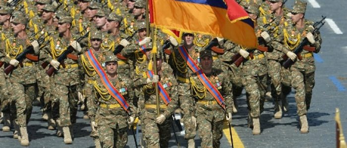 NATIONAL ARMY DAY 2019 IN ARMENIA