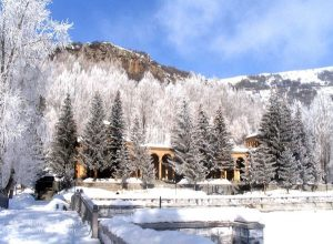 Jermuk in Winter