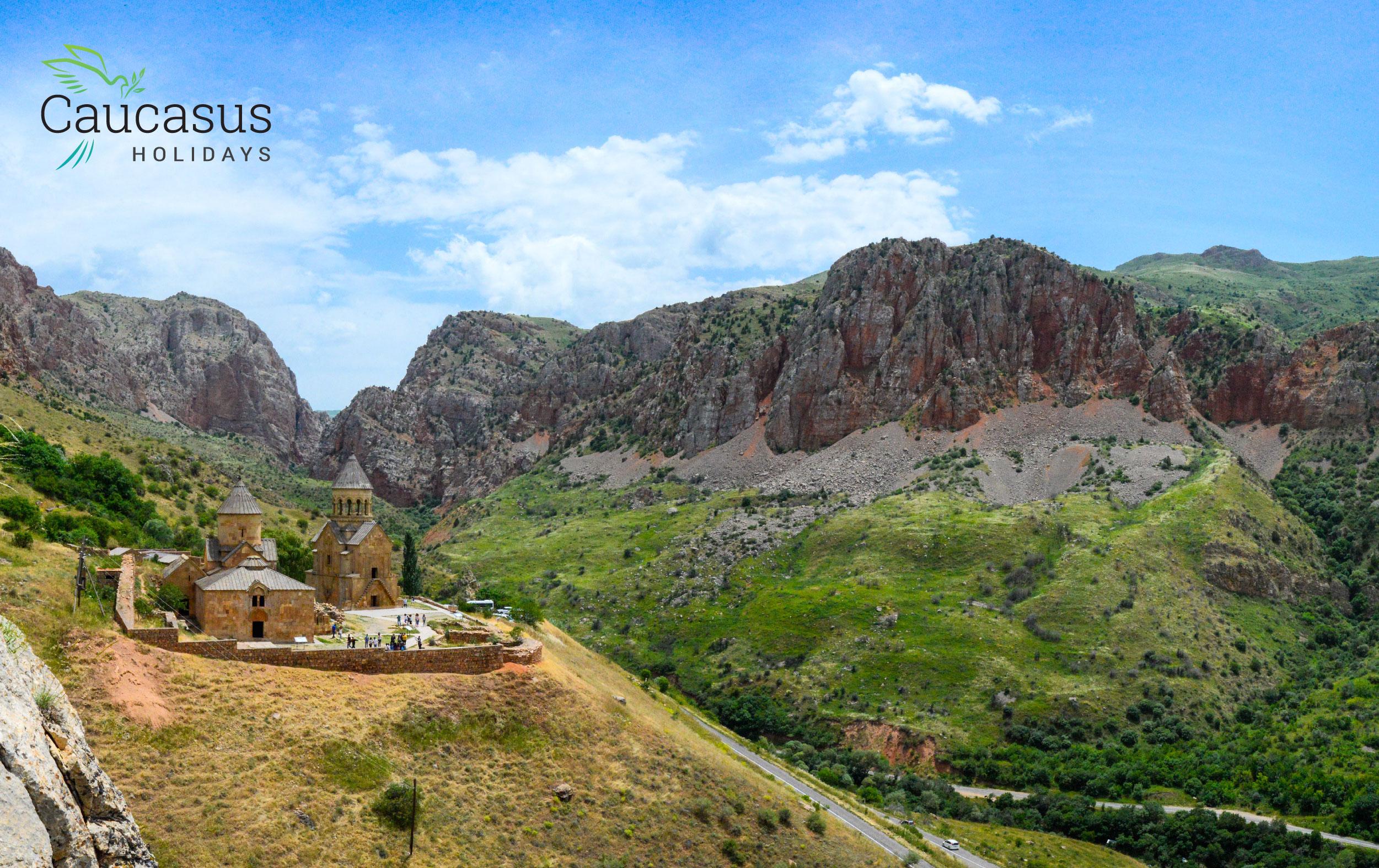ROAD TRIP TO YEGHEGNADZOR, ARMENIA