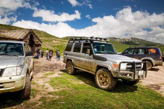 Roads of Armenia. How comfortable to drive in Armenia?