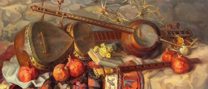 Armenian Musical Instruments