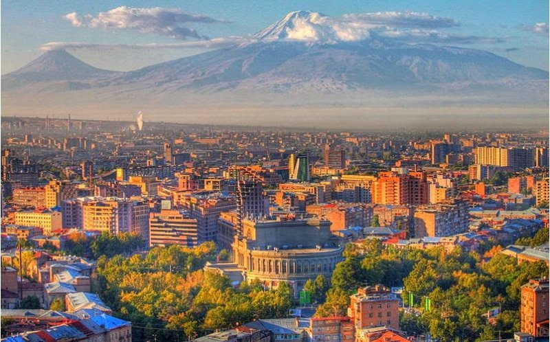 Touristic sights with limited driving possibilities in Armenia
