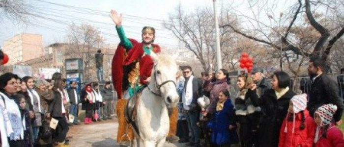 Feast of St. Sarkis, One of the Favorite Holidays in Armenia